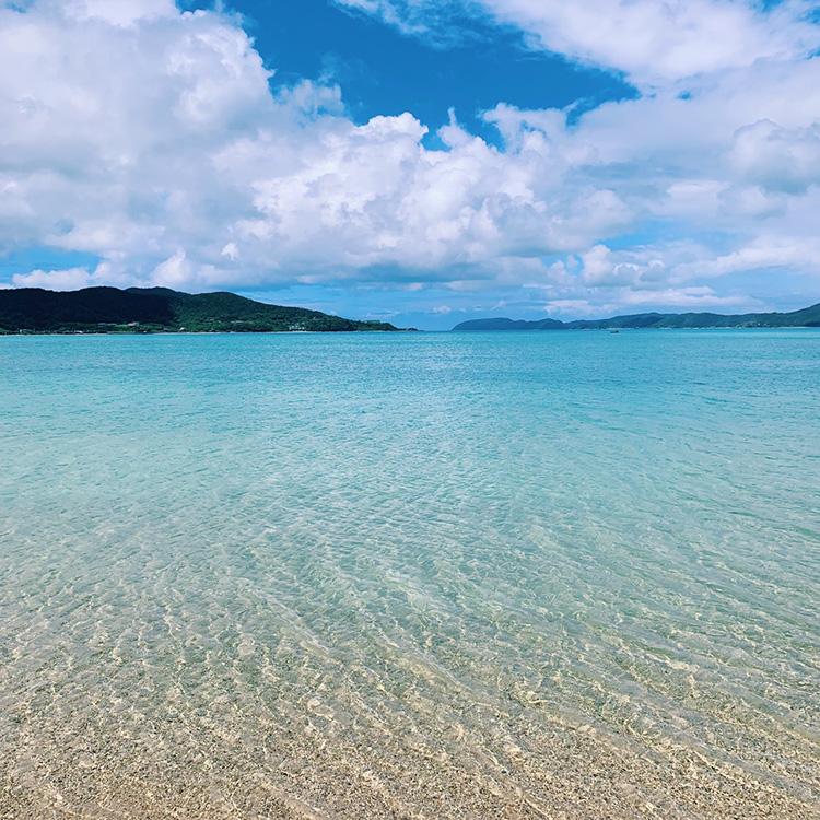 島の人々のあたたかさに触れ、奄美大島へ来ました。(栃木県出身 看護師3年目)