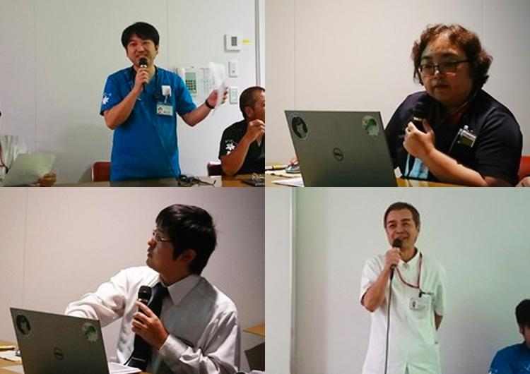 第1回 沖永良部徳洲会病院QI大会を開催しました。