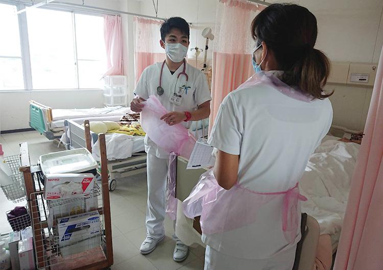 看護師としての自分自身を見つめ直すために喜界島へ(鹿児島県出身 看護師:6年目 )