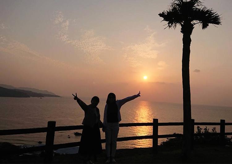 看護師になって思い出の奄美大島へ(大阪府出身 看護師5年目)
